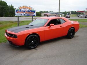2009 DODGE CHALLENGER RT***6 SPD***SUPERCHARGED***500 HP***
