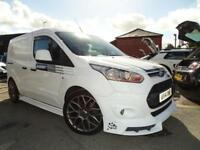 FORD TRANSIT CONNECT 220 CREW VAN / REAR SEATS / RS-M SPORT LOOKS