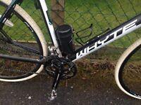 Whyte Cyclo cross, road bike