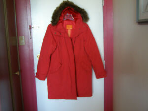 Lady's Long Parka - Reduced
