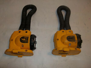 Dewalt 18v Rechargeable light