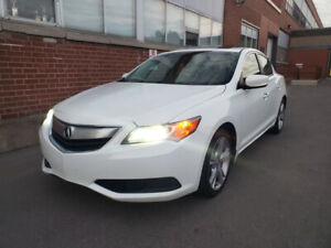2014 ACURA ILX AUTO, BLUETOOTH, BACK UP CAM, SUNROOF. CERTIFIED!