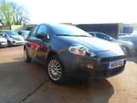 2015 LHD Fiat Punto 1.2 Active 5 Door