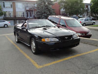 Ford Mustang GT 1994 convertible