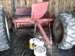 New Holland 144 Hay inverter/rake