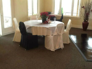 WEDDING DECORATIONS SUPPLIES CHAIR COVERS DECOR