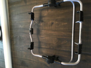 Peg Perego car seat adapter for Uppa Baby Stroller