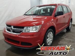 Dodge Journey Canada Value Pkg *Bas Kilométrage* 2015