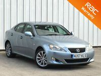 2007 Lexus IS 220d 2.2TD SE 1 Owner - Full Service History