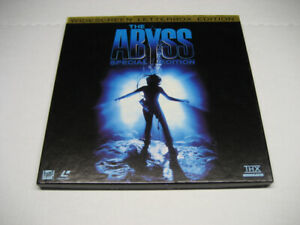 THE ABYSS - Special Edition Laserdisc Boxset