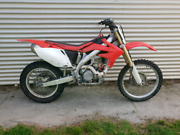 2006 CRF 450R Cowaramup Margaret River Area Preview