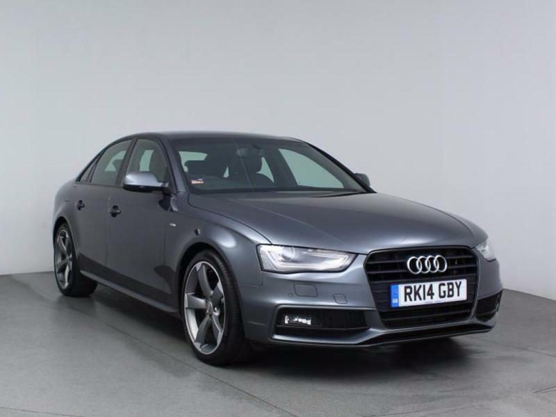 2014 AUDI A4 2.0 TDI 177 Black Edition