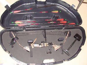 Parker Buckshot Extreme Compound Youth Bow