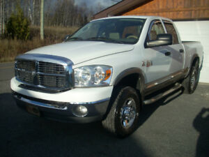 Dodge Ram Diesel 3500, Low Miles.