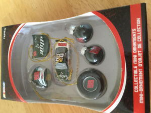 Earnhardt collector ornaments
