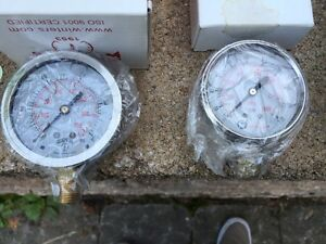 Winters Thermogauges / Pressure Gauges. Brand New. West Island Greater Montréal image 3