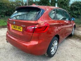 image for 2019 68 REG BMW 2-SERIES 218 NEWSHAPE DAMAGED REPAIRABLE SALVAGE
