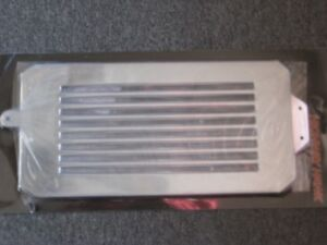 honda   vt -750c chrome radiator gaurd