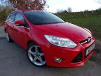 2012 Ford Focus 2.0 TDCi 163 Titanium X 5dr Powershift Sunroof! Keyless! Park...
