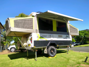 Jayco eagle outback camper, 2015 Balgownie Wollongong Area Preview