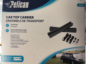 Car Top Carriers Pelican Kayak brand new never used