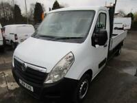 2014 Vauxhall Movano FLATBED DROPSIDE CDTI - AIR CON - 6 SPEED