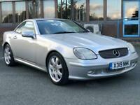 2000 Mercedes-Benz SLK 320 V6 3.2 Automatic Petrol Sport Convertible - Great Con