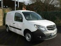 2017 Mercedes-Benz Citan 109CDI BlueEFFICIENCY Long Wheelbase L2H1 Van PANEL VAN