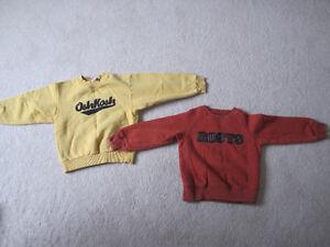 Roots/OshKosh Sweaters
