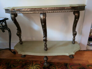 Entrance Console Table For Sale