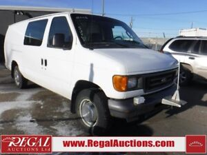 2006 Ford E250 VANS LIMITED 2D CARGO VAN EXT LIMITED