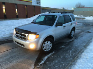 2010 FORD ESCAPE XLT AWD 4X4 AUTO 4 CYL ''GST INCLUDED ''
