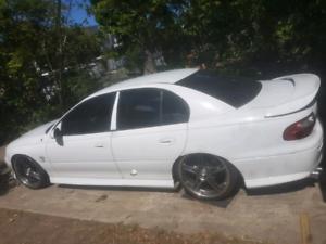 2002 vx ss Holden commodore ls1 v8