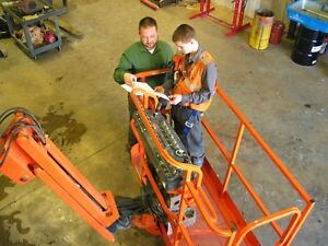 Aerial Training.....Booms & Scissor lifts London Ontario image 1