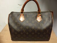 Last minute V-day gift? Vintage Louis Vuitton Speedy 30