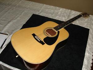 6 String Yamaha with case