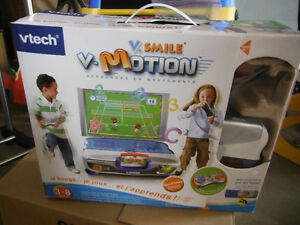 Console V-motion