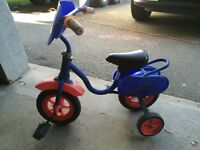 Small toddlers bike