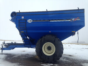 2016 J&M Grain Cart (875 bu.)