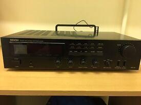 Dennon DRA-25L stereo amp