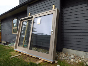New premium patio door for sale - triple glazed