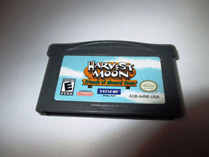 Harvest Moon: Friends of Mineral Town - (GBA) - Cartridge only