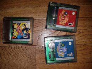 Game Boy Colour Zelda games