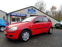 !!ONLY 43K MILES!!Vauxhall Corsa Life Twinport
