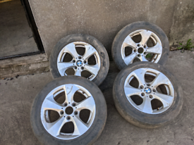 5x120 BMW wheels ideal for diffing 205/55/16
