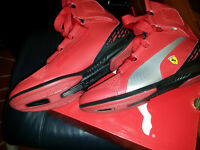 Brand new Ferrari Puma Sneakers