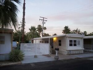Beautiful renovated 2 bedroom 1 bathroom Mobile Home in 55+ Park