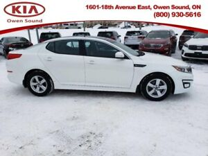 2015 Kia Optima LX AT SUNROOF  - Heated Seats