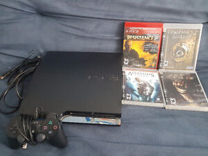 PS3 160GB Harddrive with Games