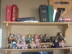 Miniature Clown Collection